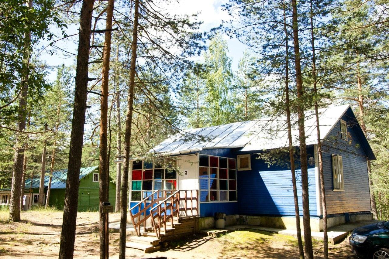 База отдыха «Журавушка» Ленинградская область, фото 10