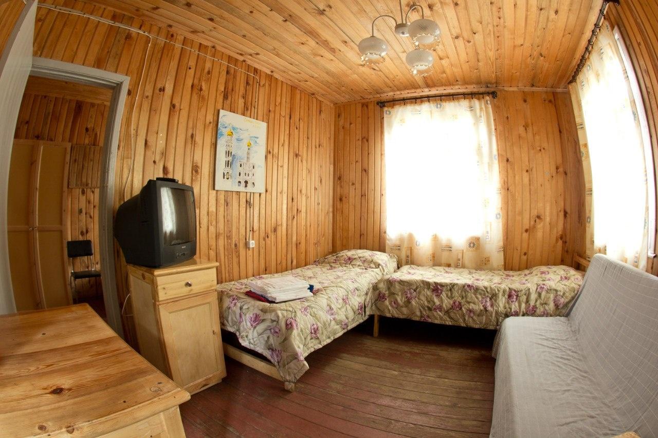 База отдыха «Журавушка» Ленинградская область 2-местный номер «Эконом», фото 4