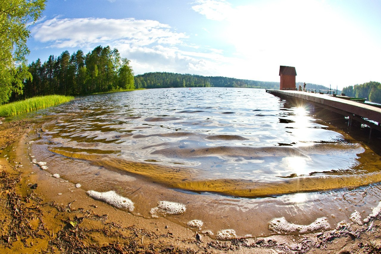 База отдыха «Журавушка» Ленинградская область, фото 19