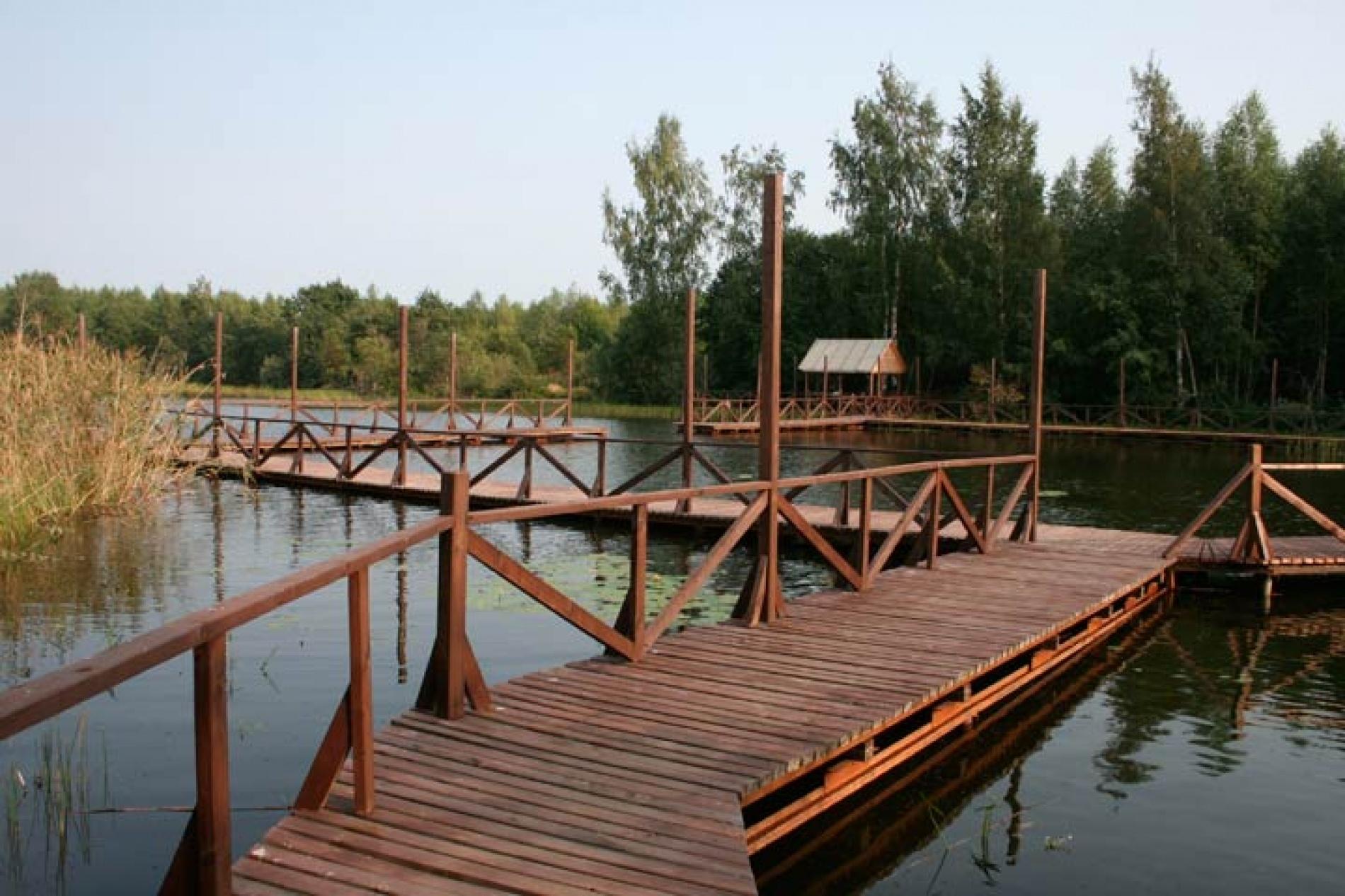 """База отдыха """"Великое озеро"""" Новгородская область, фото 10"""