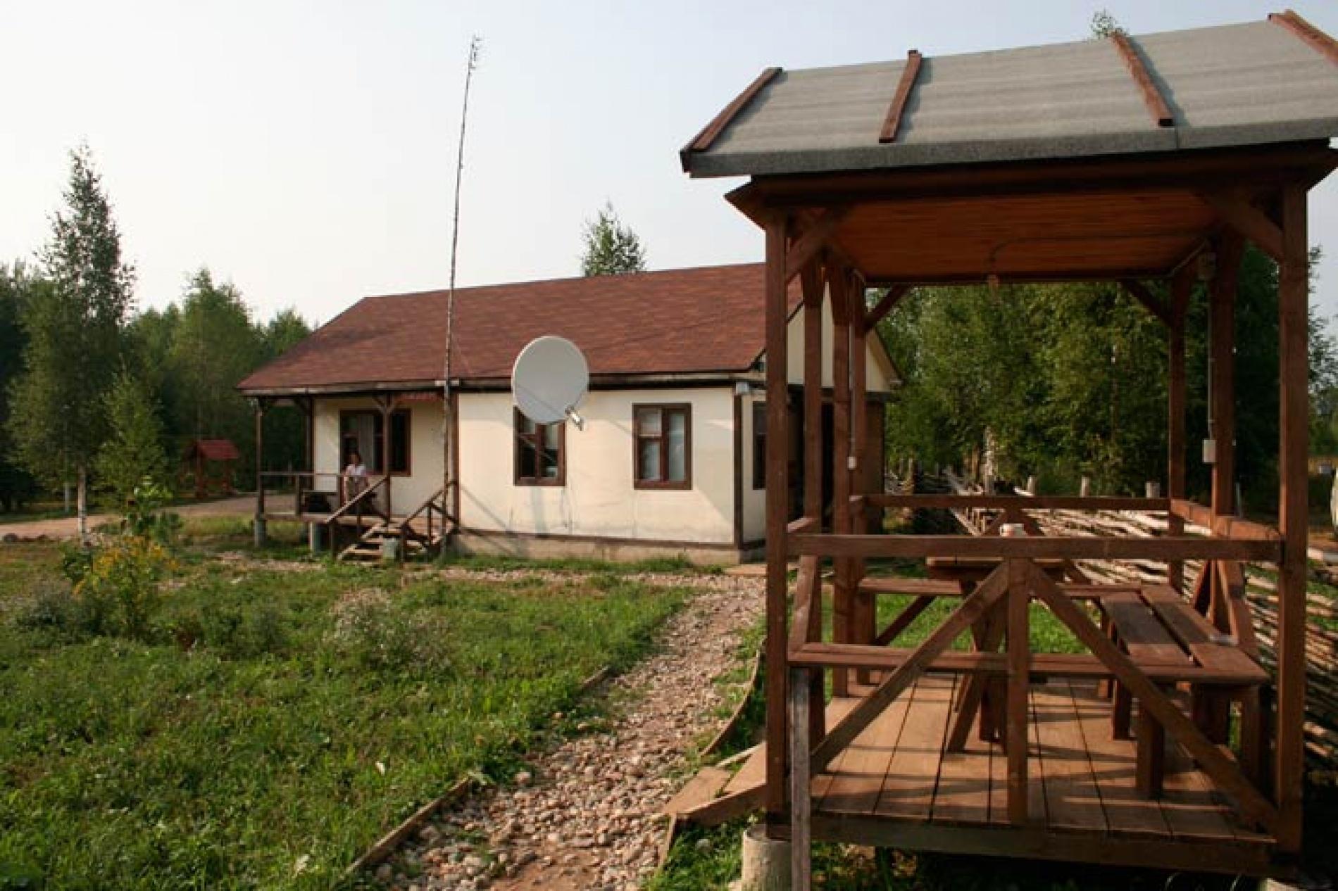 """База отдыха """"Великое озеро"""" Новгородская область, фото 6"""