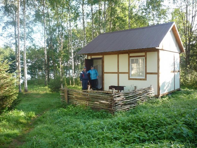 """База отдыха """"Великое озеро"""" Новгородская область, фото 9"""