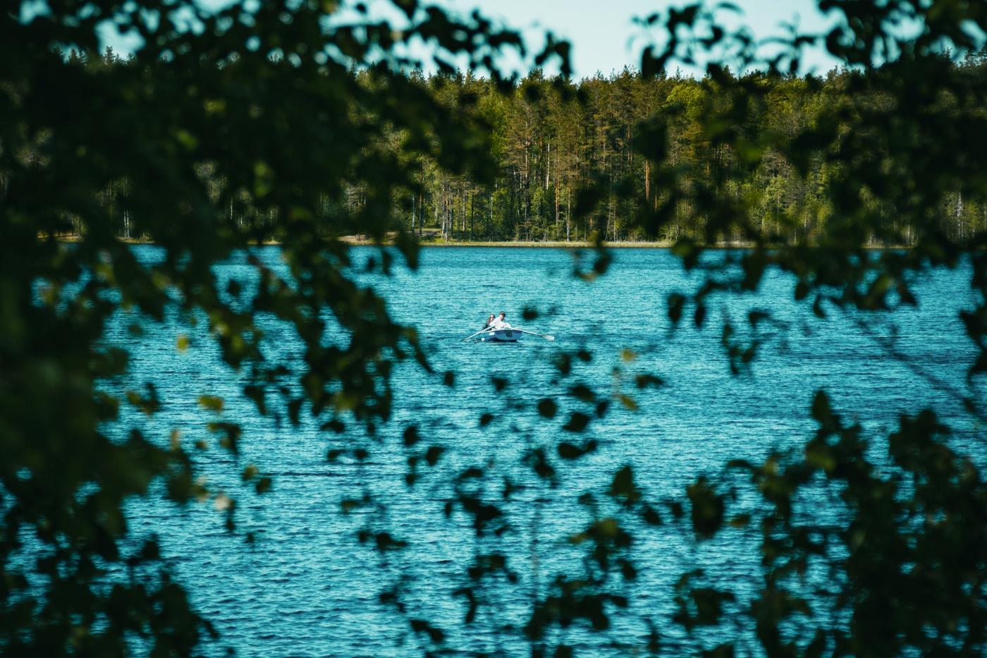 База отдыха «Пасторское озеро» Ленинградская область, фото 9