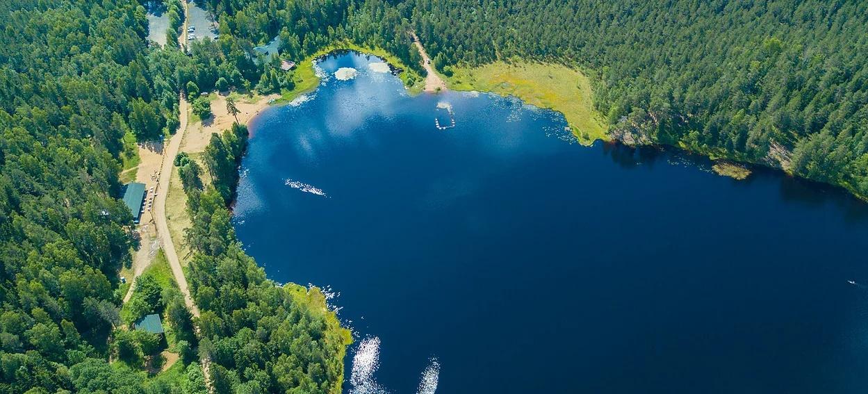 База отдыха «Пасторское озеро» Ленинградская область, фото 3