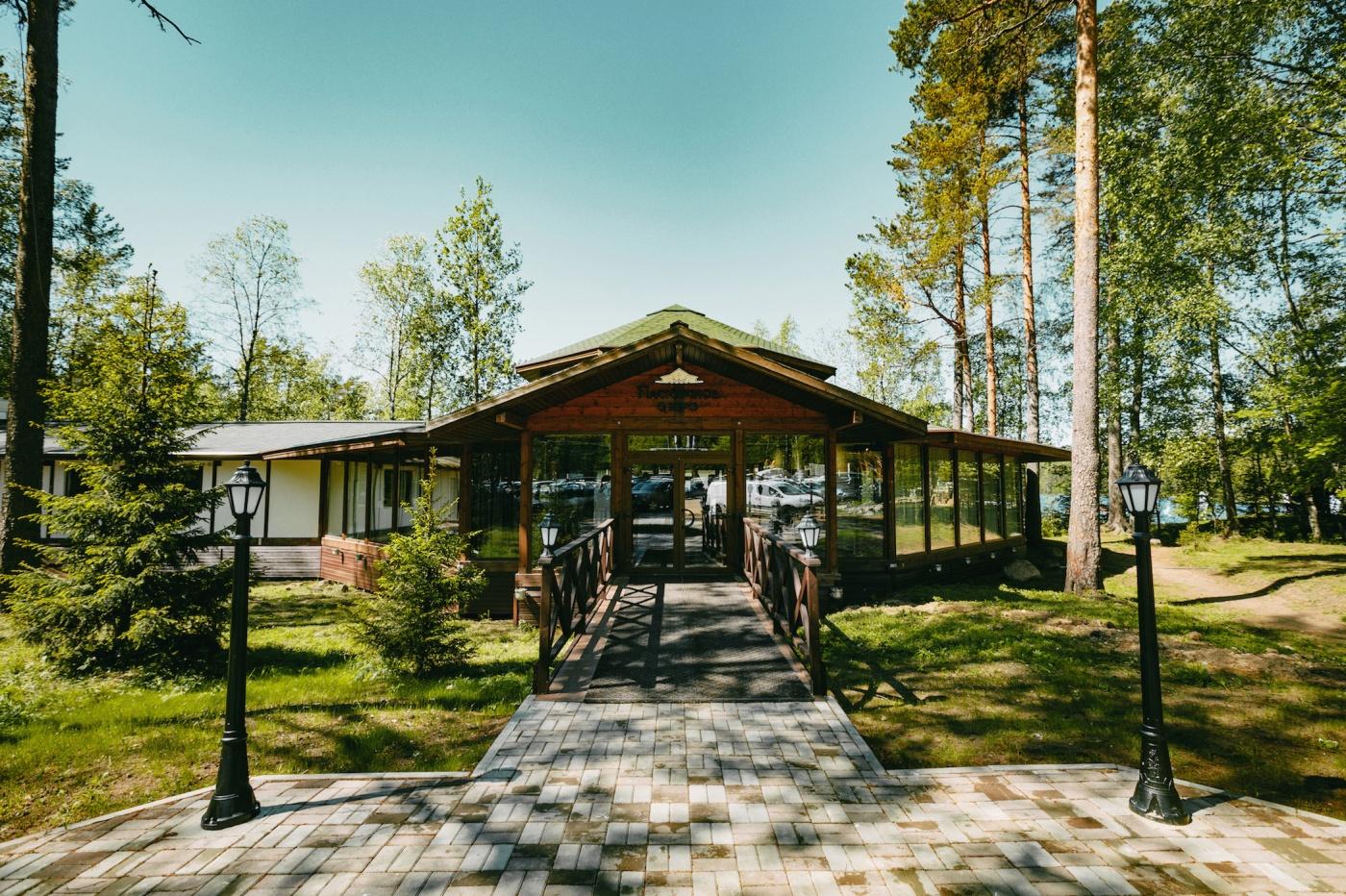 База отдыха «Пасторское озеро» Ленинградская область, фото 4