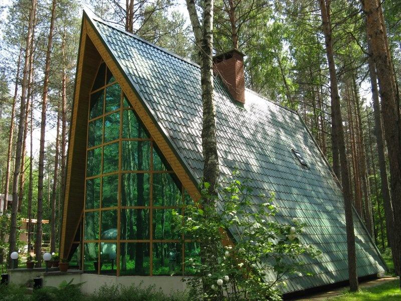 Парк-отель «Каприз» Республика Татарстан Шалаш, фото 1