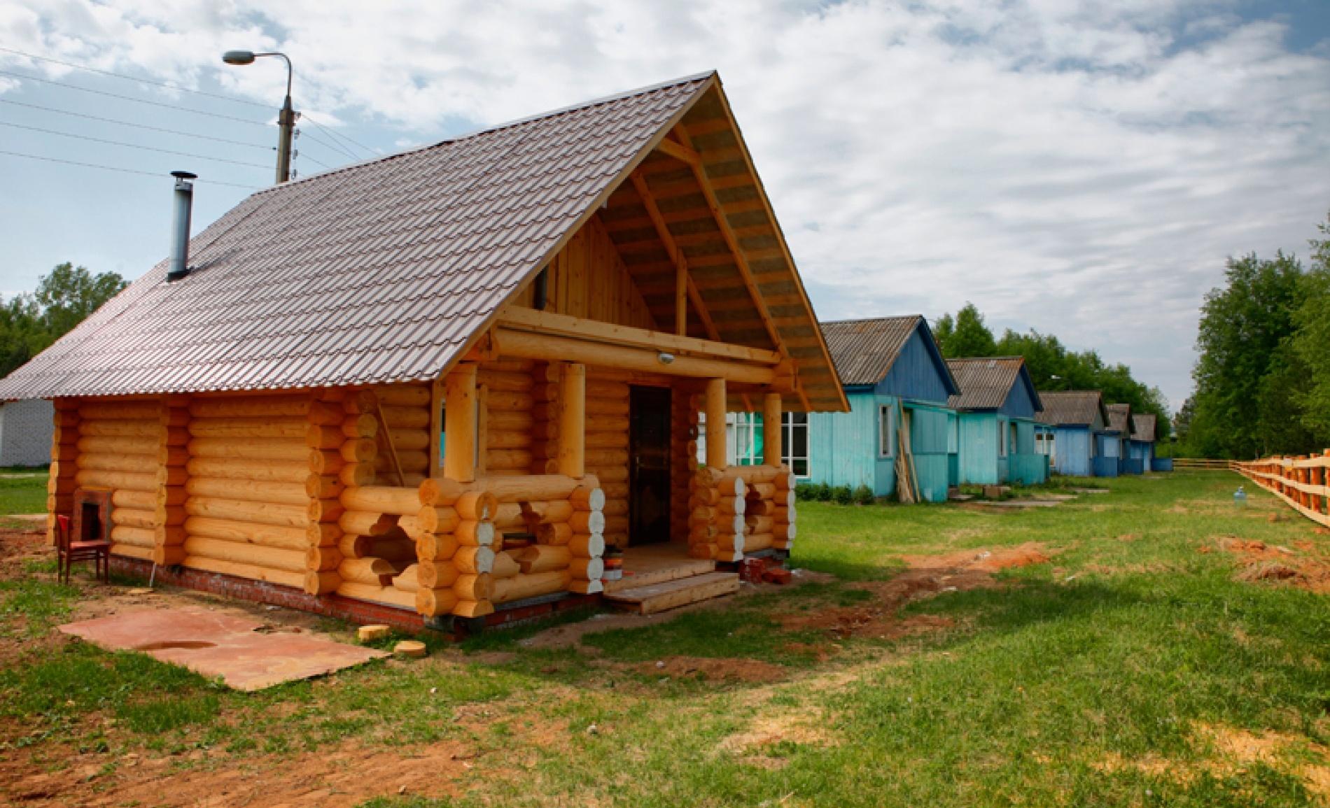 База отдыха «Вятский берег» Республика Татарстан, фото 2