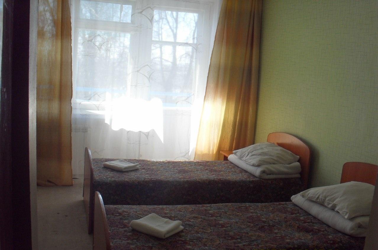 Дом отдыха «Берсут» Республика Татарстан Стандартный номер, фото 1