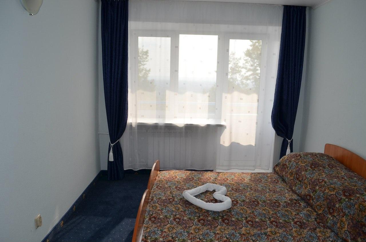 Дом отдыха «Берсут» Республика Татарстан Улучшенный номер (2-комнатный), фото 2