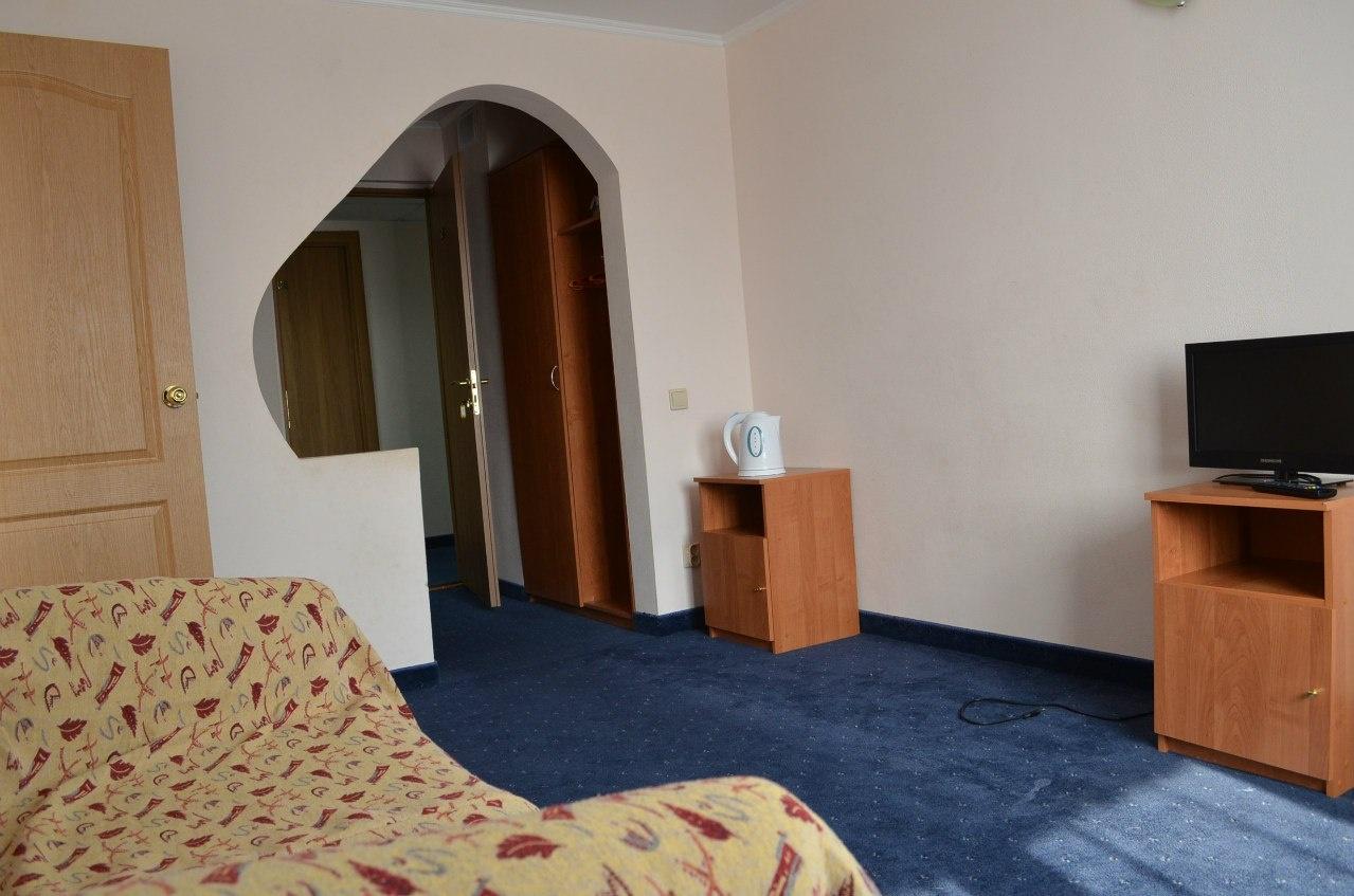 Дом отдыха «Берсут» Республика Татарстан Улучшенный номер (2-комнатный), фото 6