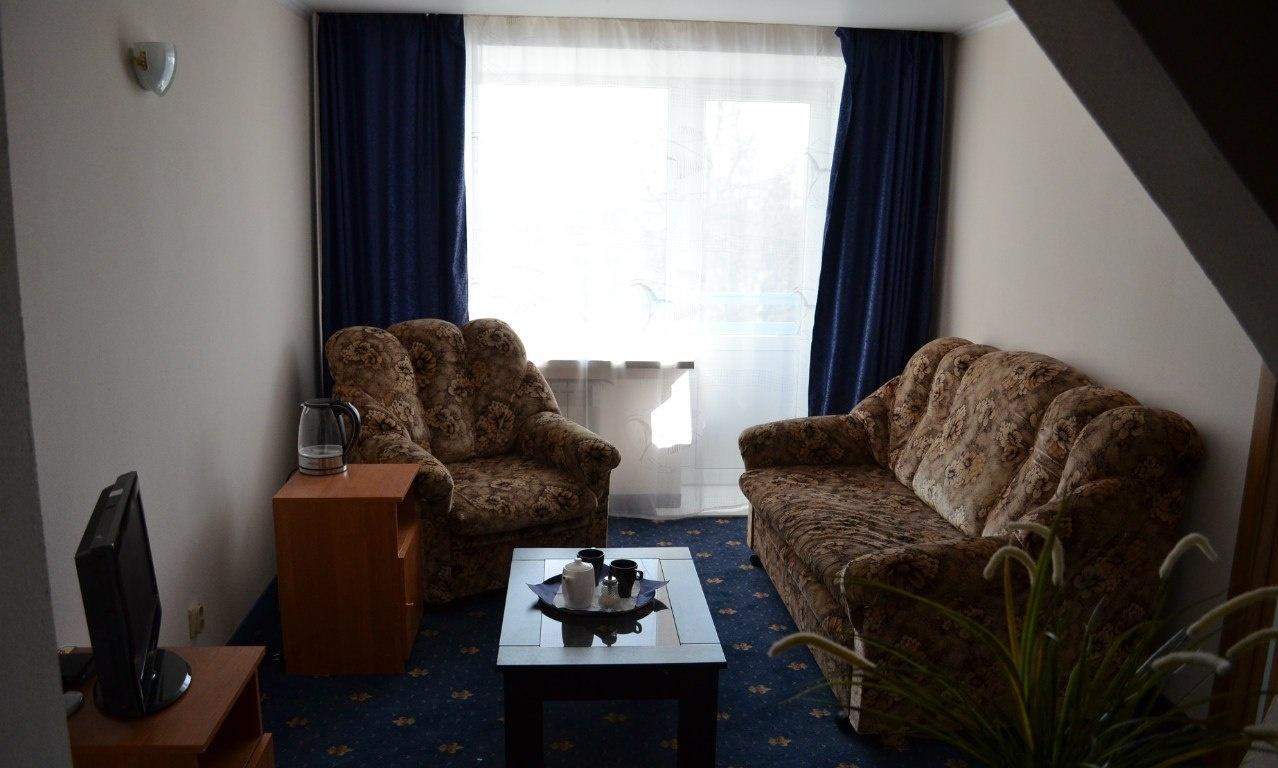 Дом отдыха «Берсут» Республика Татарстан Улучшенный номер (2-комнатный), фото 4
