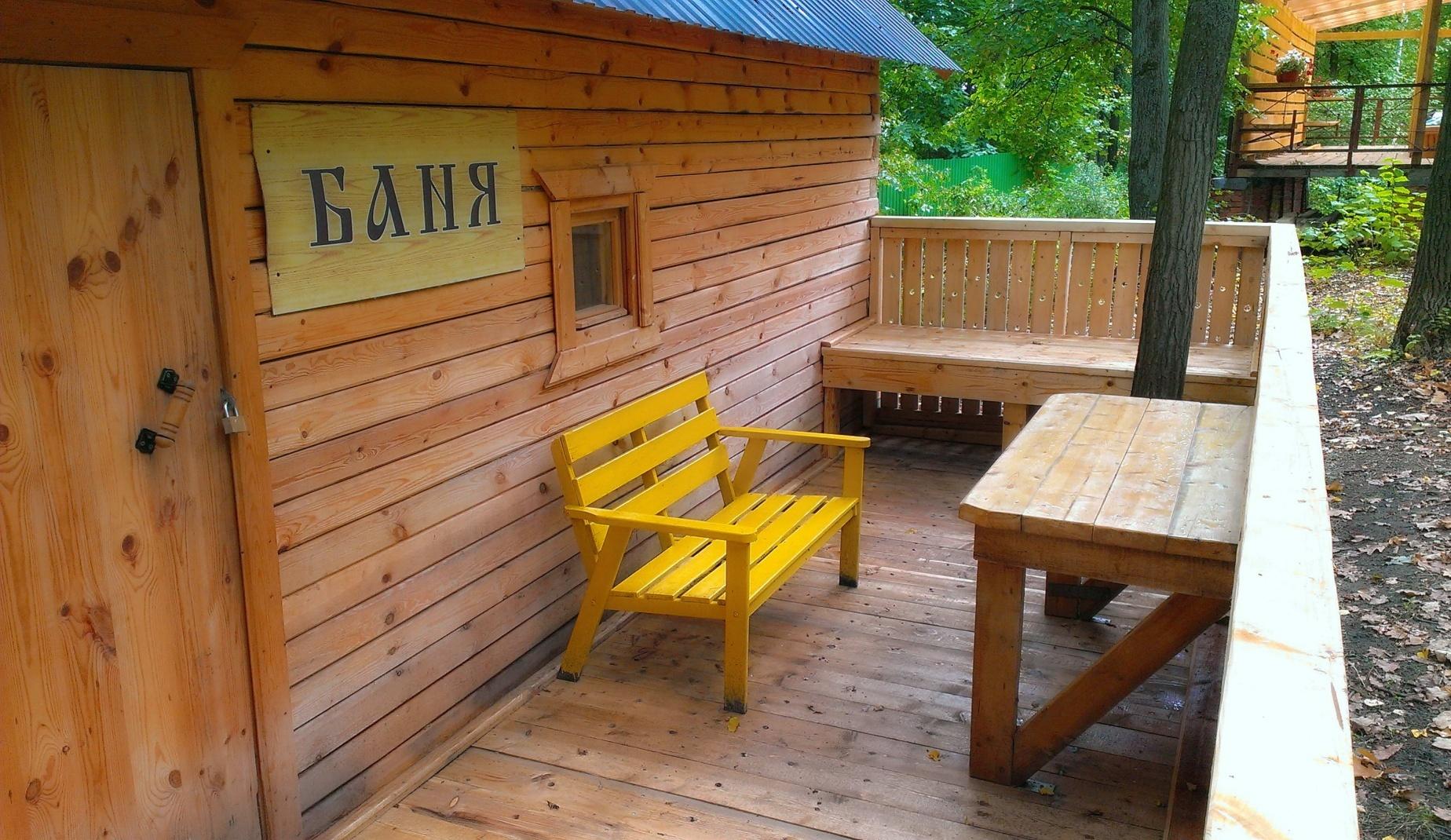 """База отдыха """"Домик в лесу"""" Республика Татарстан, фото 8"""