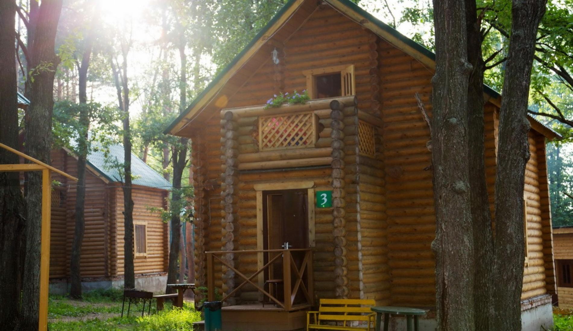 База отдыха «Домик в лесу» Республика Татарстан, фото 2