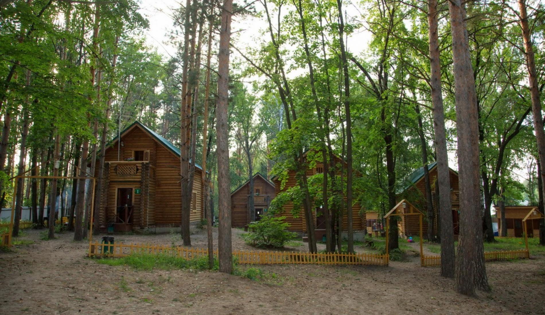 База отдыха «Домик в лесу» Республика Татарстан Гостевой дом (№ 1, 2, 5, 6), фото 2