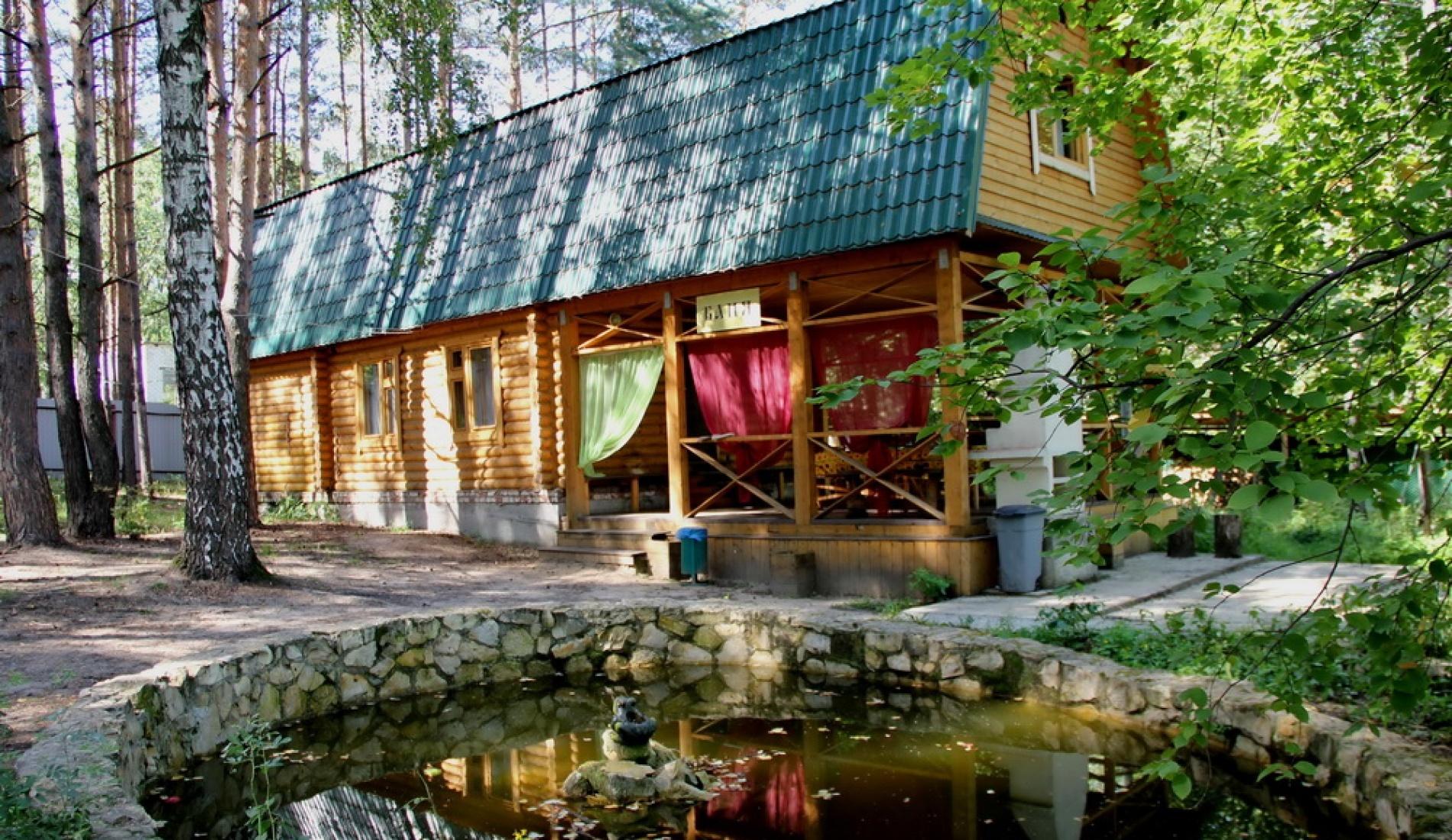База отдыха «Домик в лесу» Республика Татарстан, фото 3