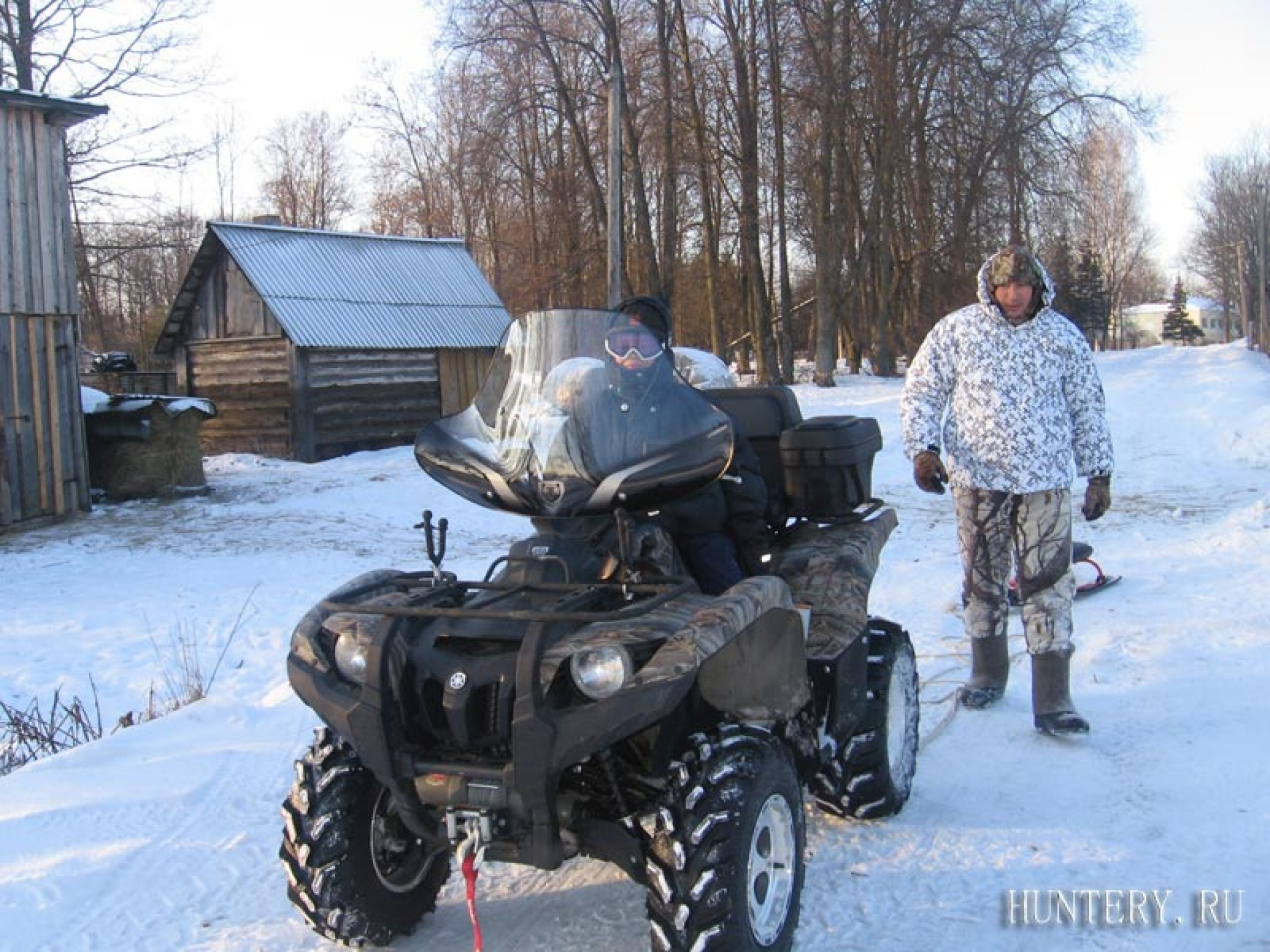 """Охотничье хозяйство """"Охотничьи традиции"""" Смоленская область, фото 8"""
