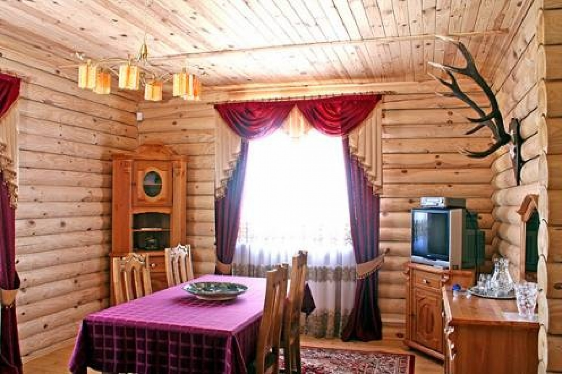 """Охотничья база """"Кречет"""" Смоленская область Коттедж """"Олень"""", фото 2"""