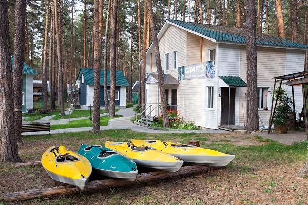 """Парк-отель """"Берендей"""" Тамбовская область, фото 8"""