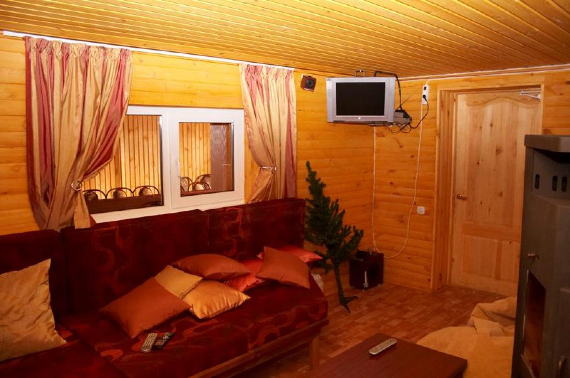 """База отдыха """"Затерянный рай"""" Тюменская область, фото 2"""