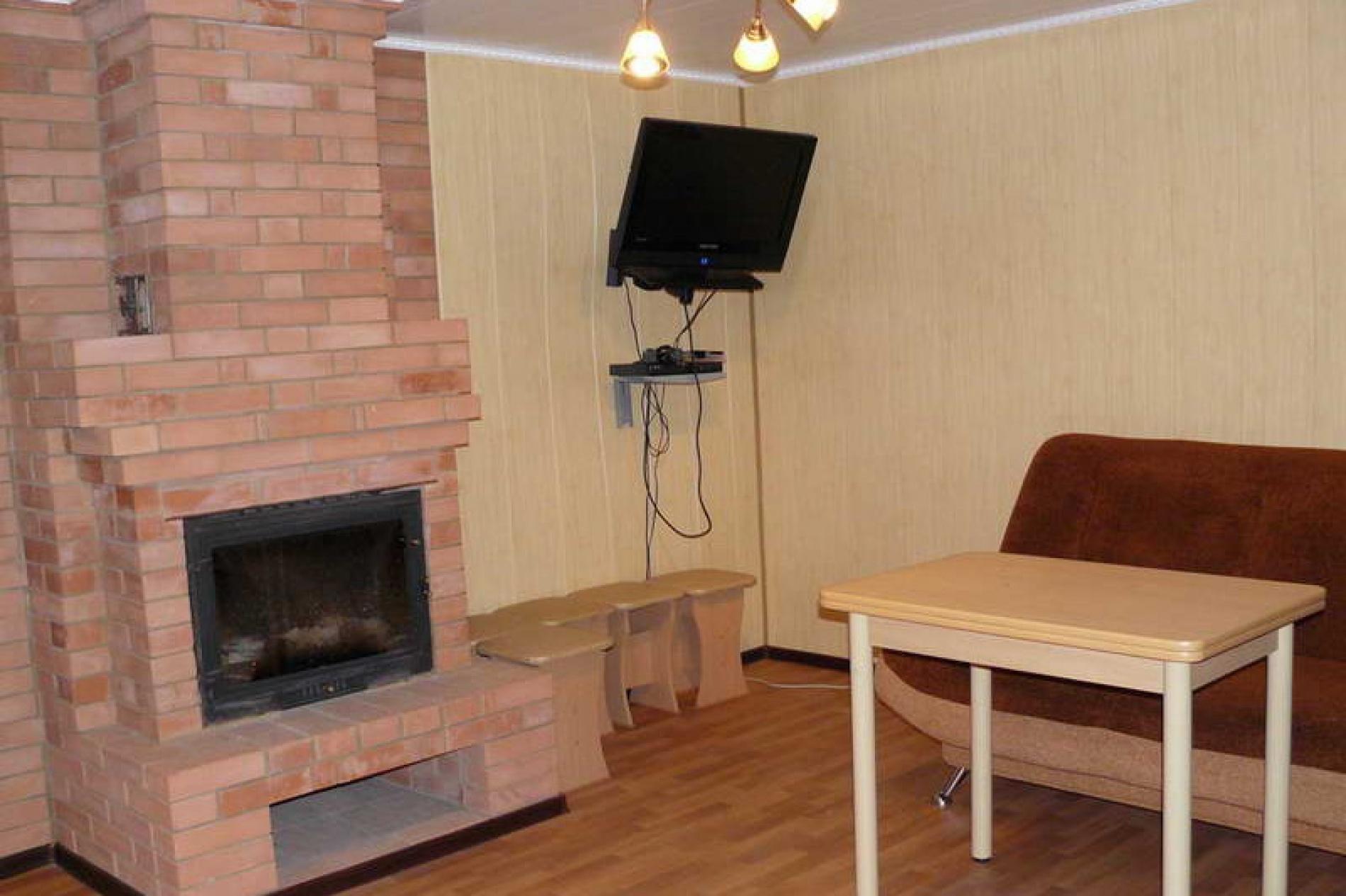 """База отдыха """"Затерянный рай"""" Тюменская область Коттедж № 3 с баней 8-ми местный 2-этажный , фото 5"""