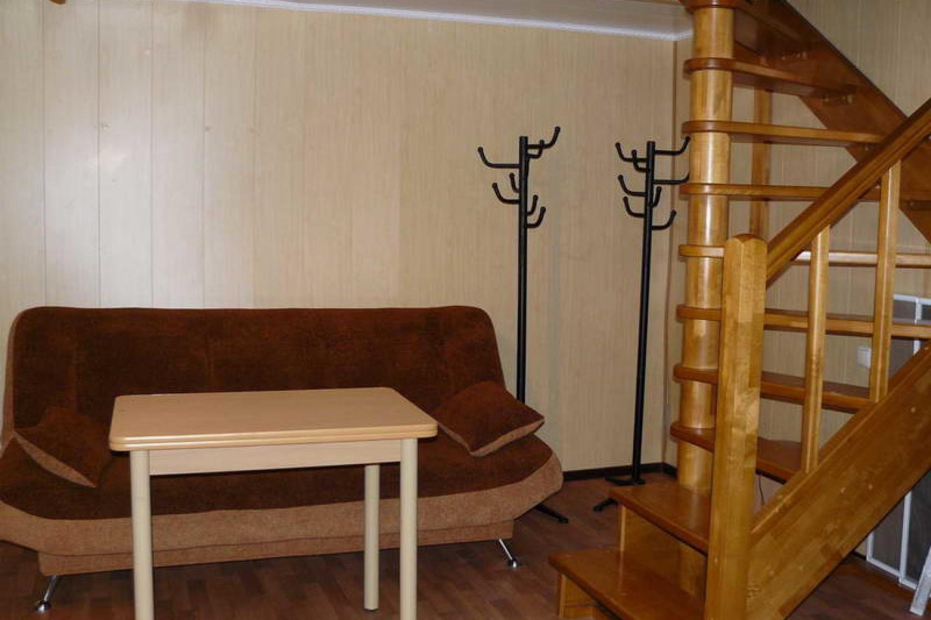 """База отдыха """"Затерянный рай"""" Тюменская область Коттедж № 3 с баней 8-ми местный 2-этажный , фото 6"""