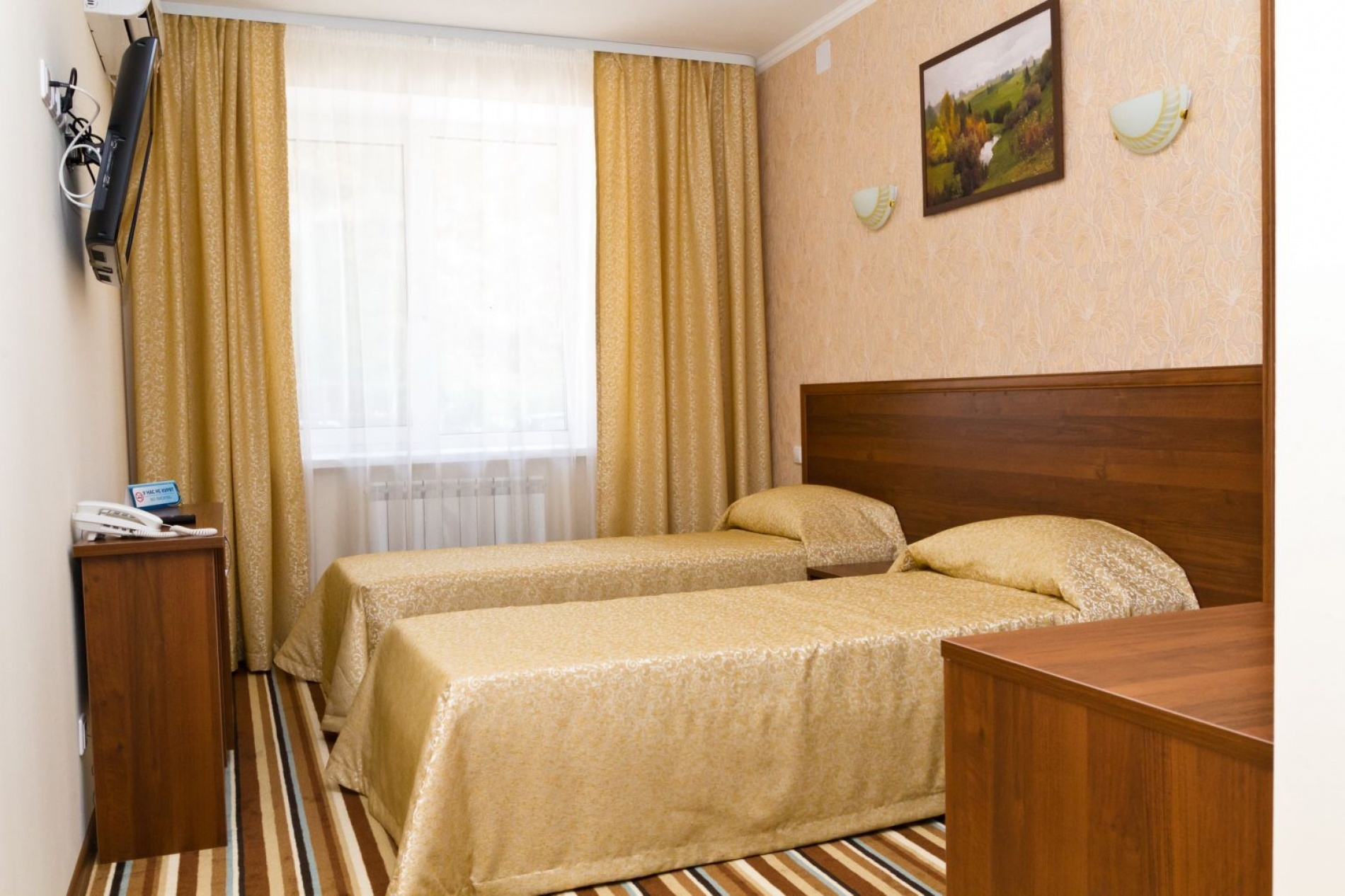 """База отдыха """"Верхний Бор"""" Тюменская область СПА-отеле """"Источник"""" номер 8-местный 5-комнатный , фото 2"""