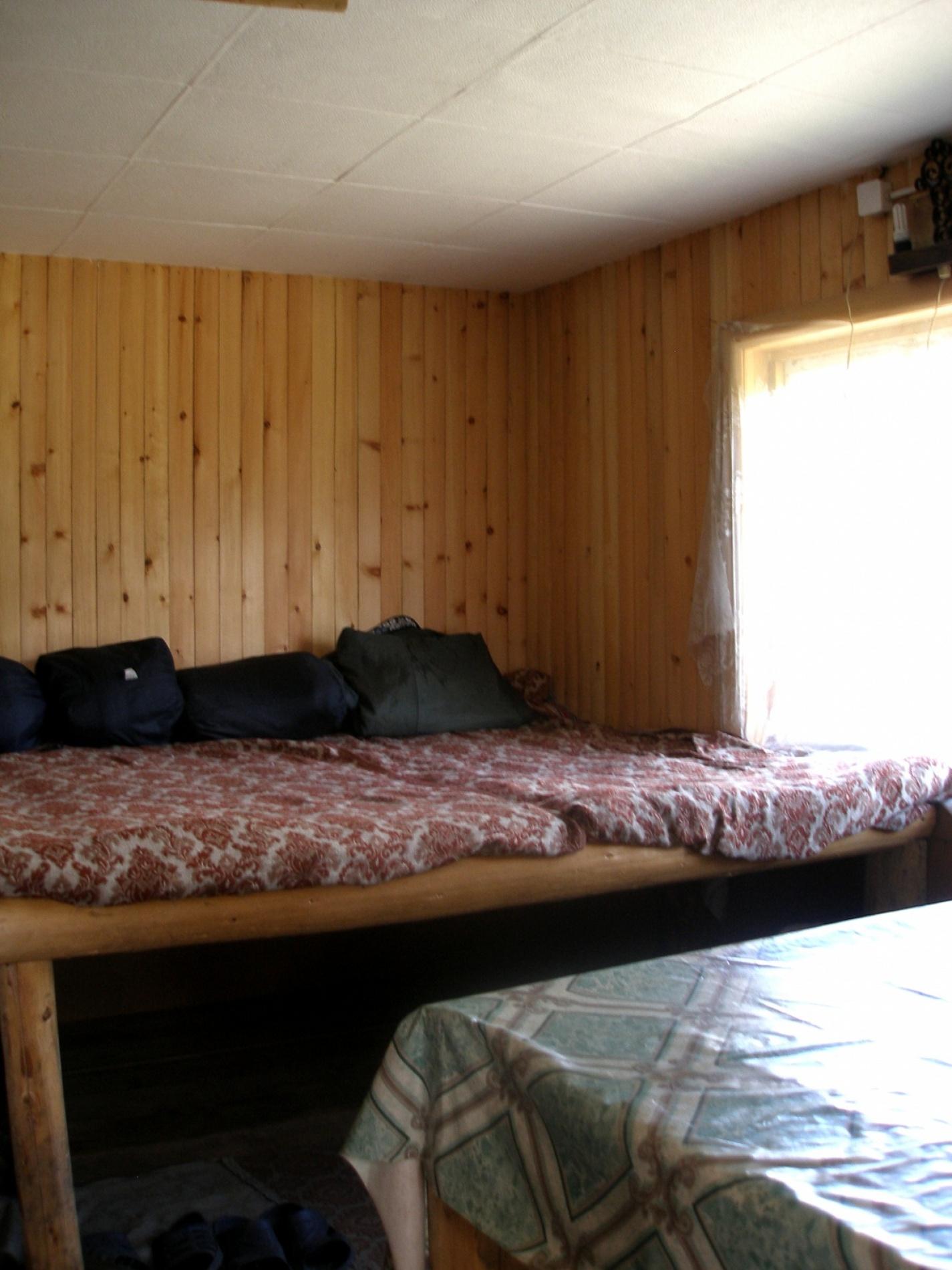 """Турбаза """"Хамар-Дабан"""" Иркутская область 2-местный дом, фото 1"""