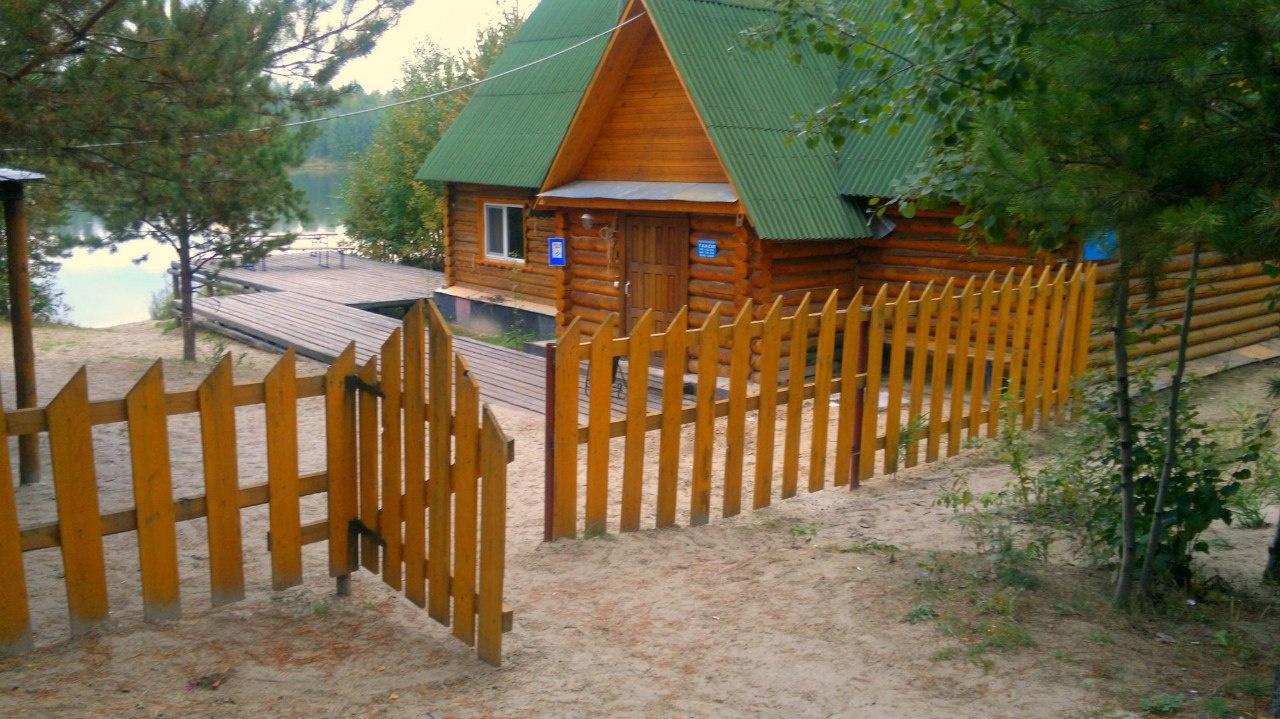 База отдыха «Боровое» Тюменская область Банкетный дом №1, фото 1