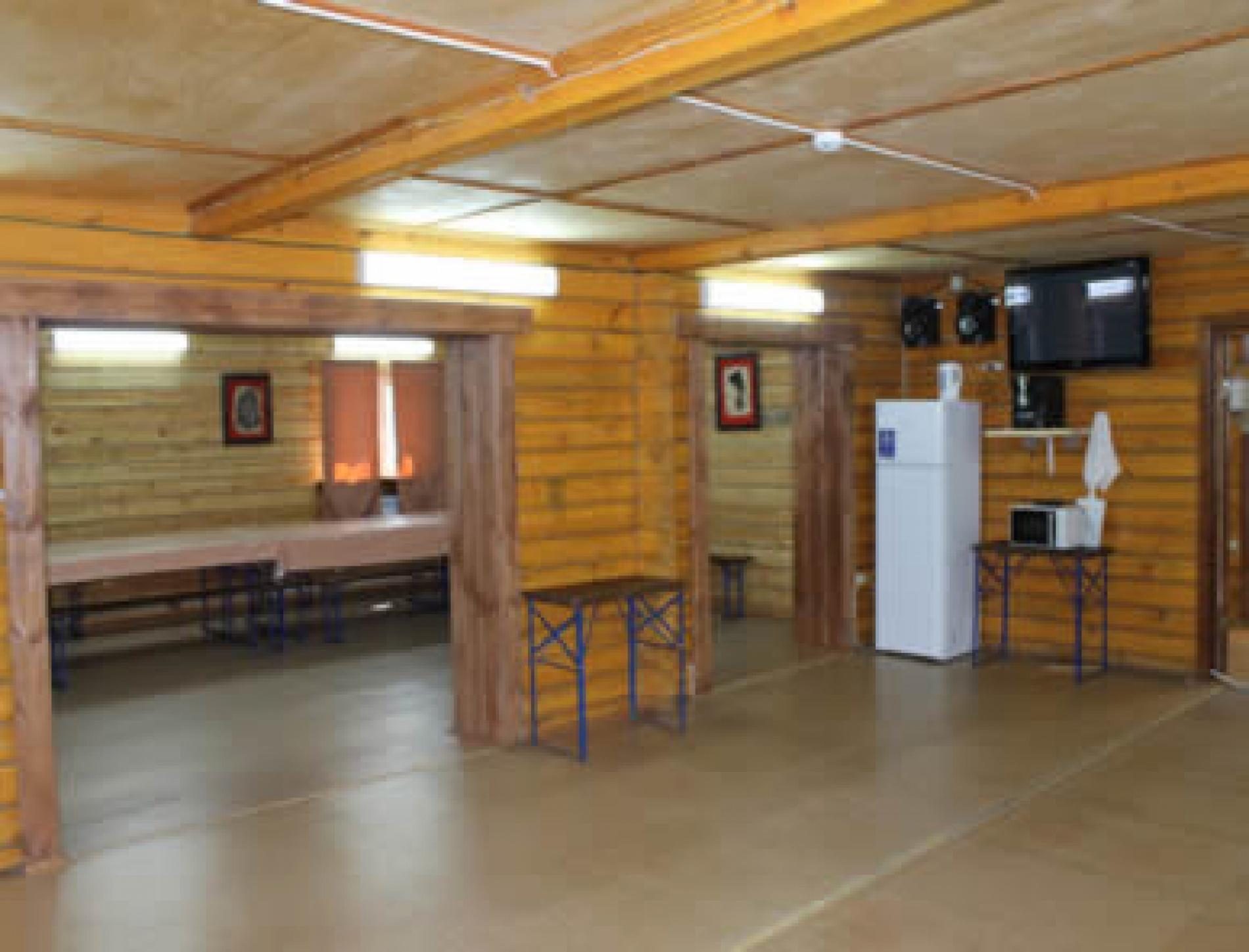 """База отдыха """"Боровое"""" Тюменская область Банкетный дом №2 , фото 2"""