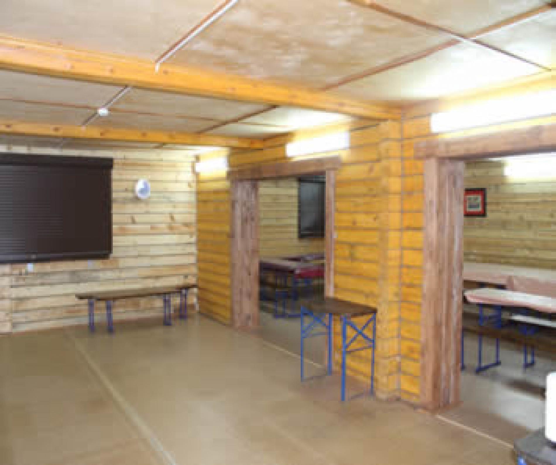 """База отдыха """"Боровое"""" Тюменская область Банкетный дом №2 , фото 3"""