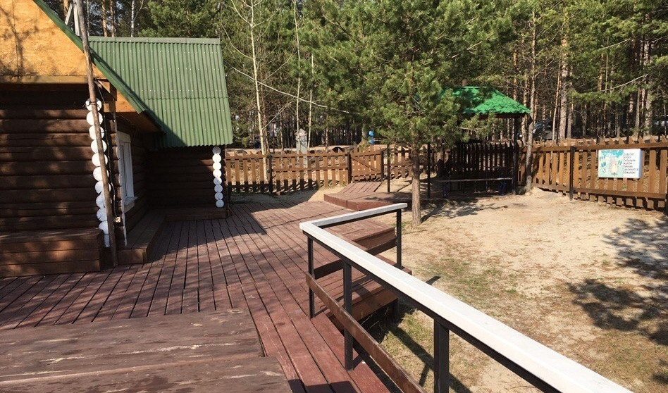 База отдыха «Боровое» Тюменская область Банкетный дом №1, фото 7