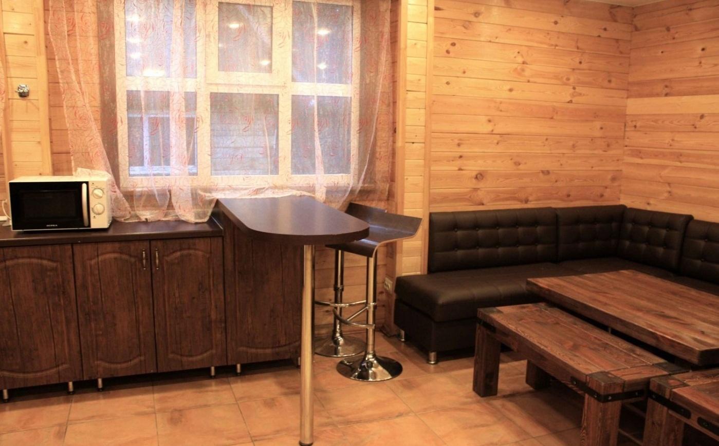 База отдыха «Боровое» Тюменская область Коттедж №6, фото 7