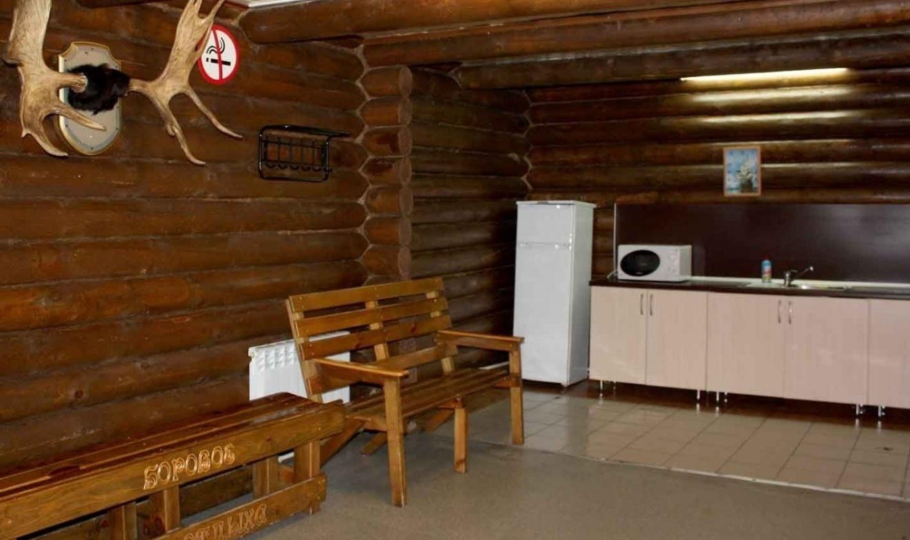 База отдыха «Боровое» Тюменская область Банкетный дом №1, фото 6
