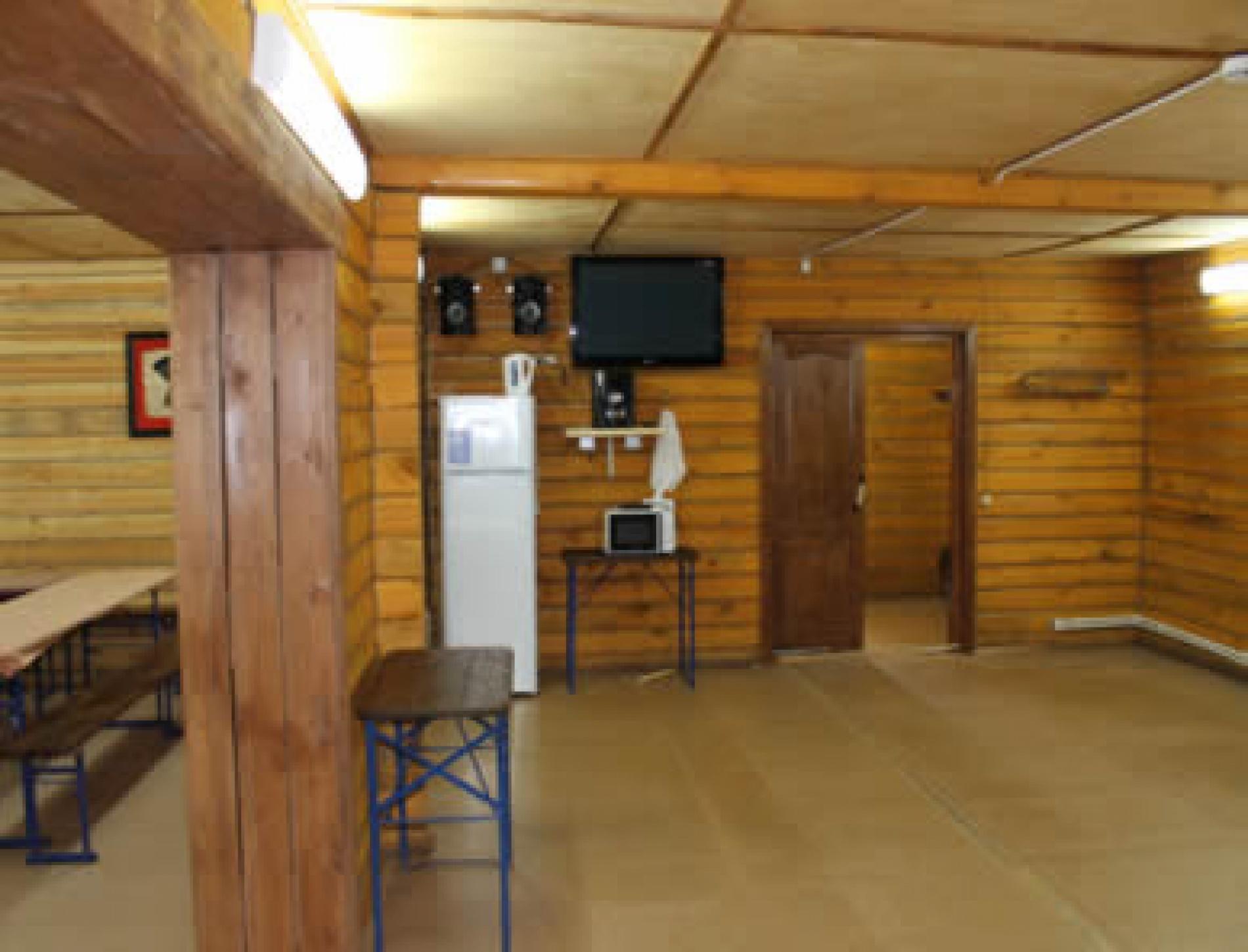 """База отдыха """"Боровое"""" Тюменская область Банкетный дом №2 , фото 6"""