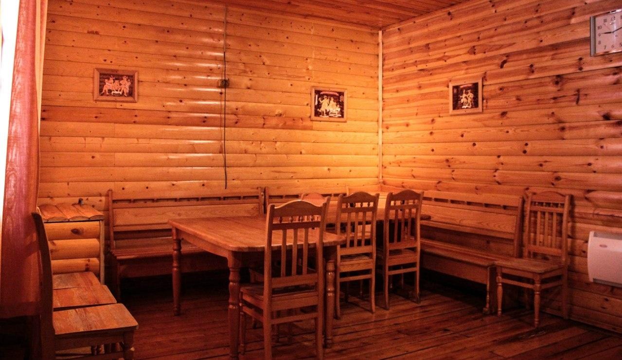 """База отдыха """"Яхт-клуб Рубин"""" Тюменская область Дом №17 (6 спальных мест) без сауны, фото 4"""