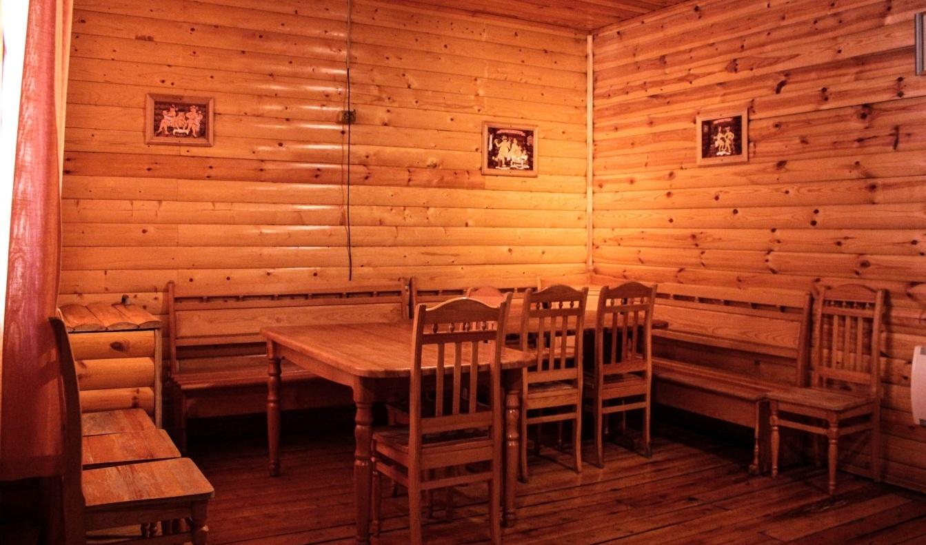 """База отдыха """"Яхт-клуб Рубин"""" Тюменская область Дом №17 с сауной, фото 2"""