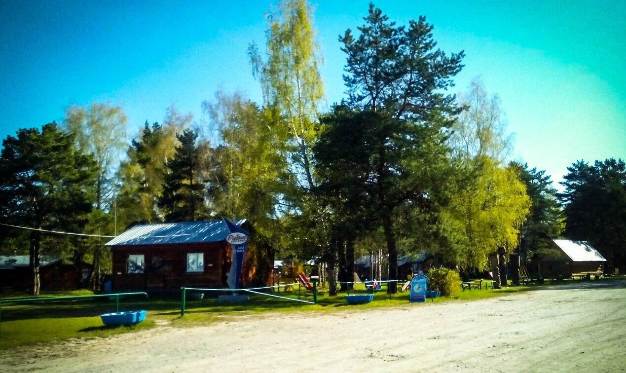 """База отдыха """"Яхт-клуб Рубин"""" Тюменская область, фото 2"""
