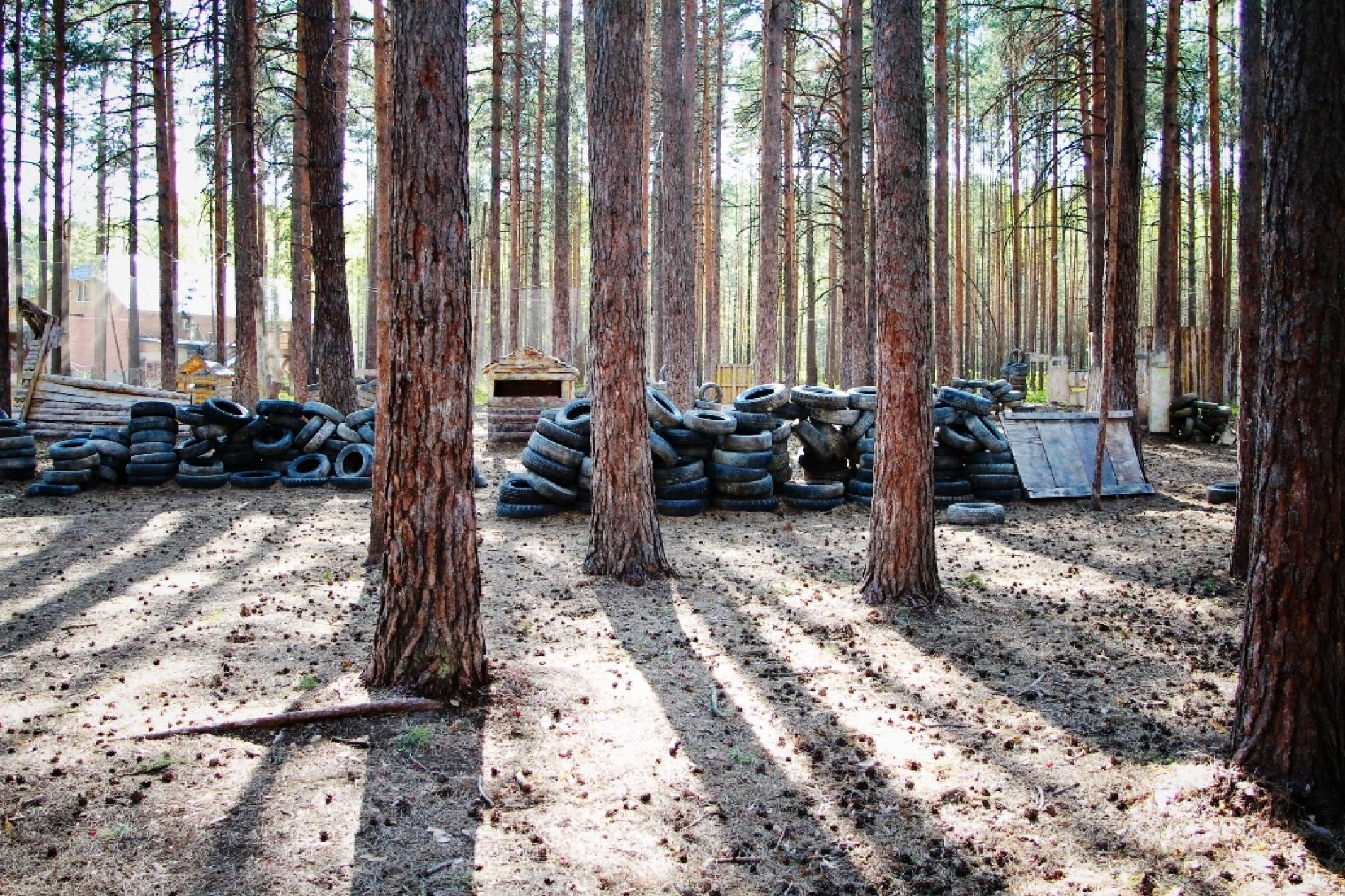"""База отдыха """"Усадьба"""" Тюменская область, фото 18"""
