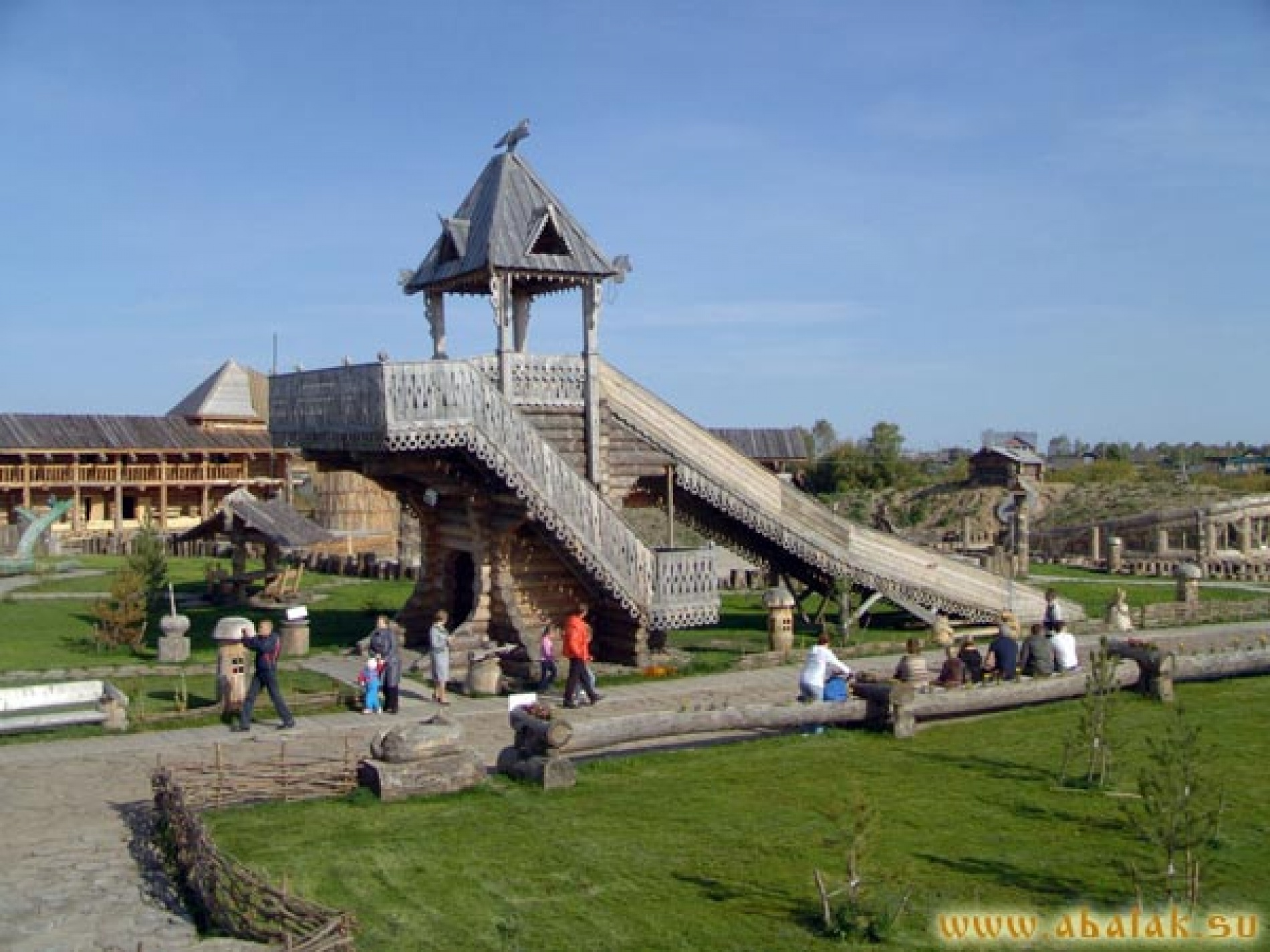 """База отдыха """"Абалак"""" Тюменская область, фото 8"""