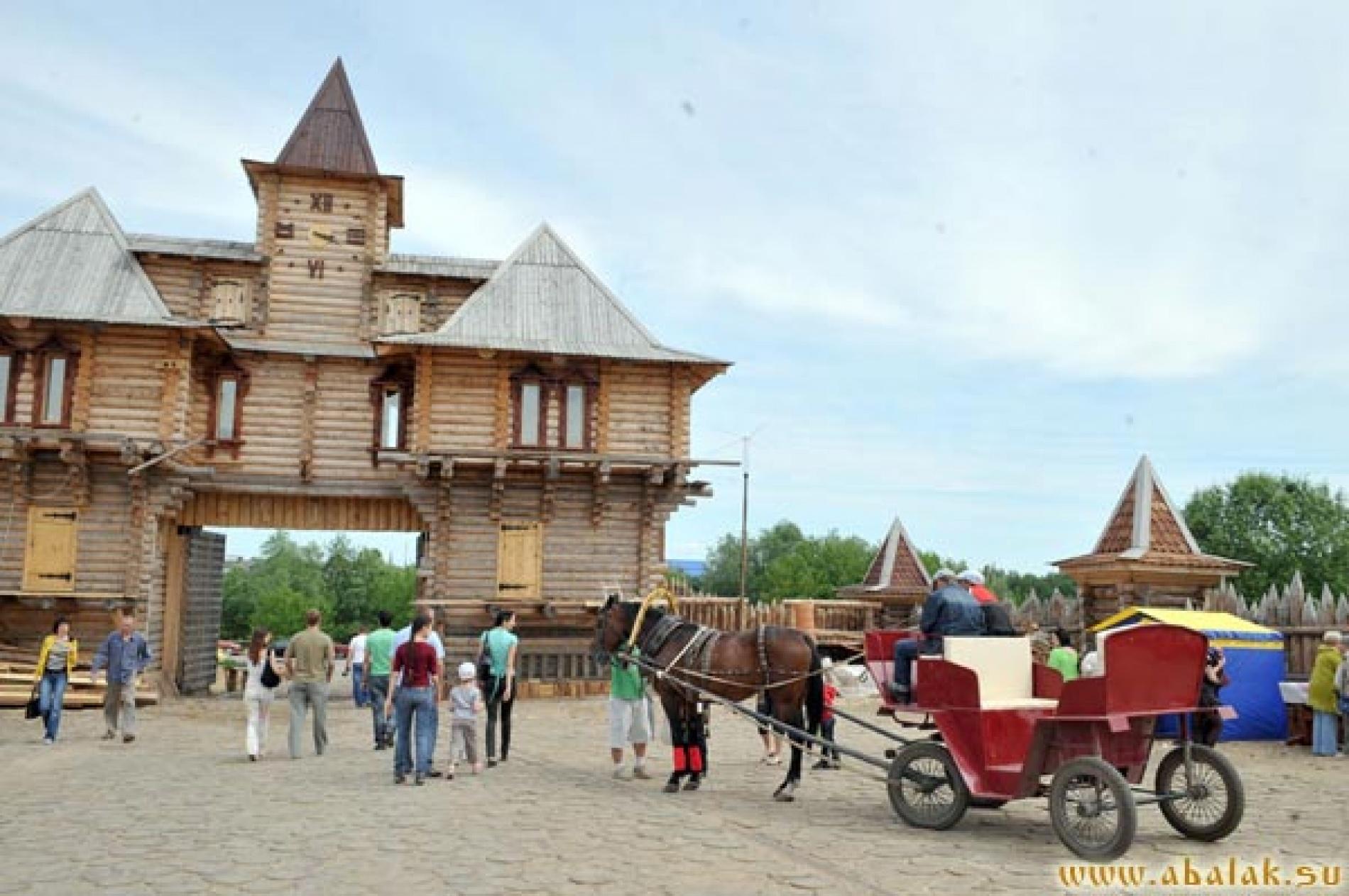 """База отдыха """"Абалак"""" Тюменская область, фото 9"""