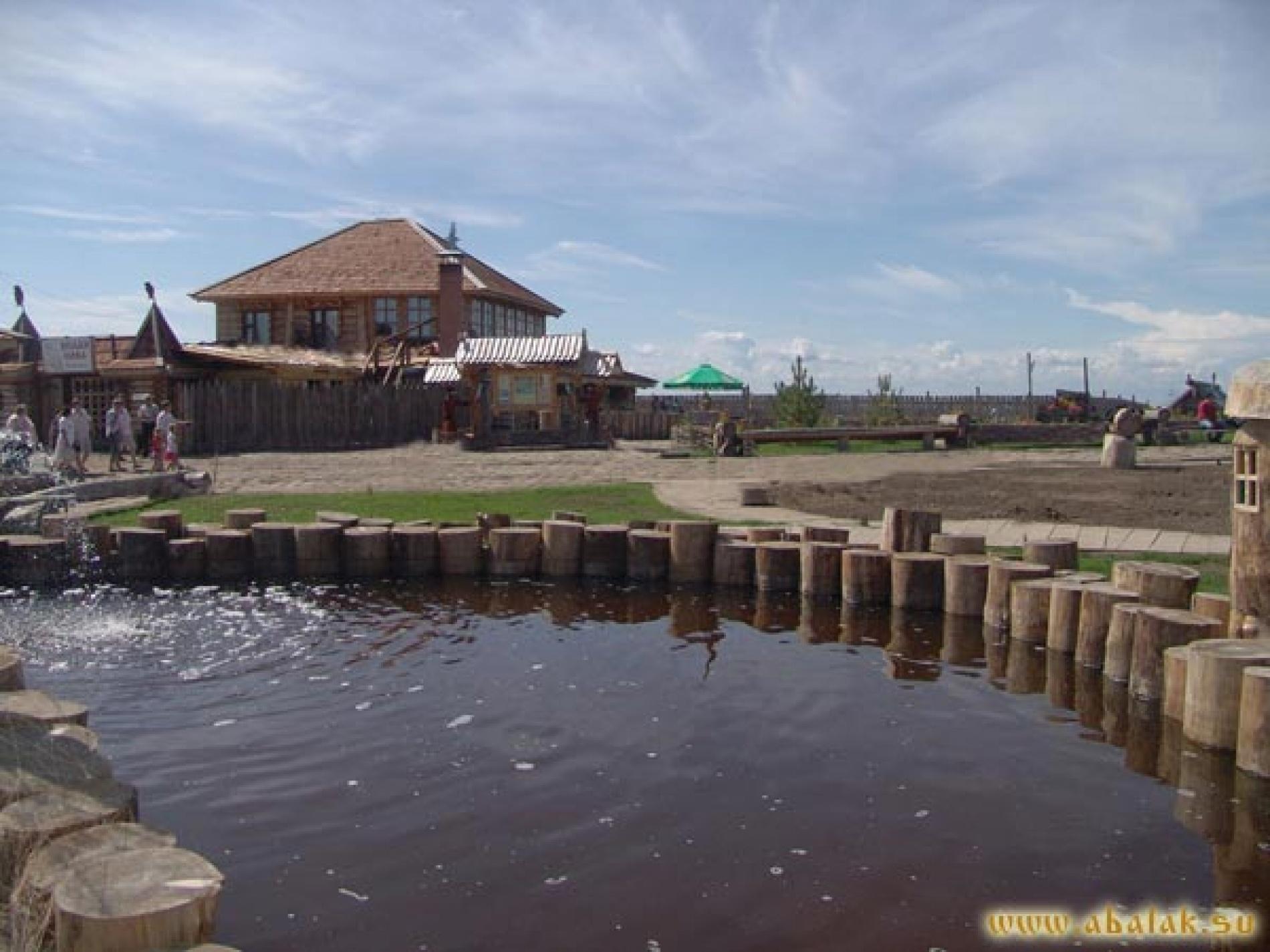 """База отдыха """"Абалак"""" Тюменская область, фото 1"""