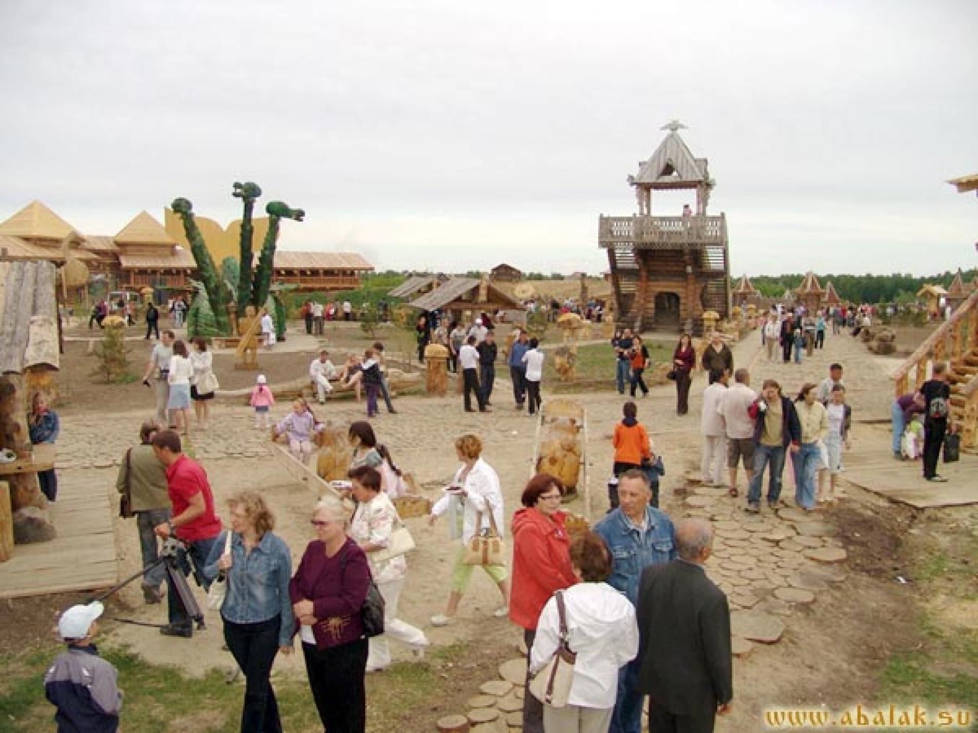 """База отдыха """"Абалак"""" Тюменская область, фото 12"""