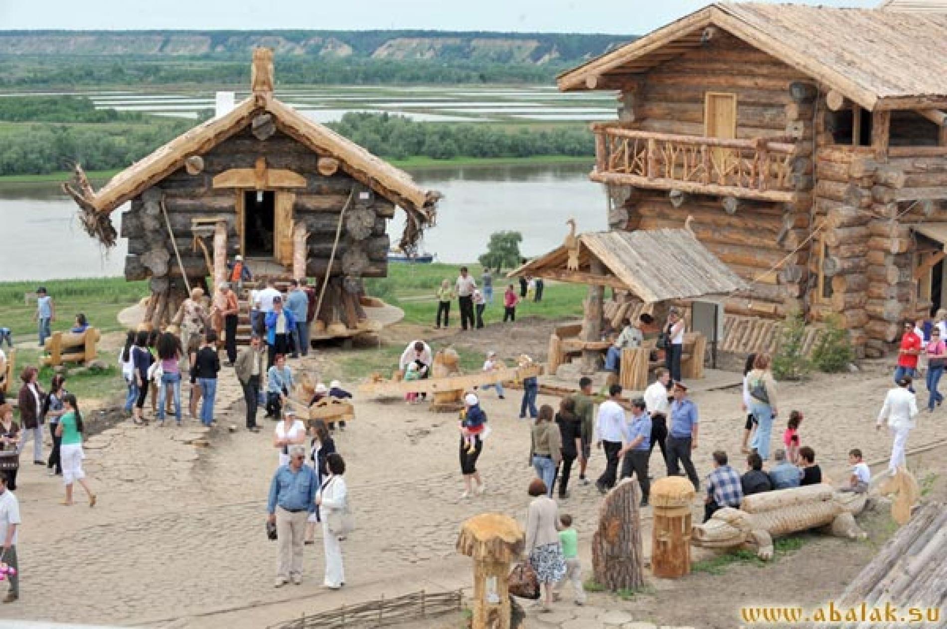 """База отдыха """"Абалак"""" Тюменская область, фото 13"""