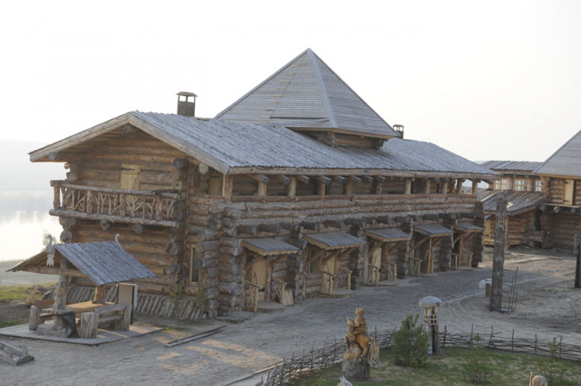 """База отдыха """"Абалак"""" Тюменская область, фото 14"""
