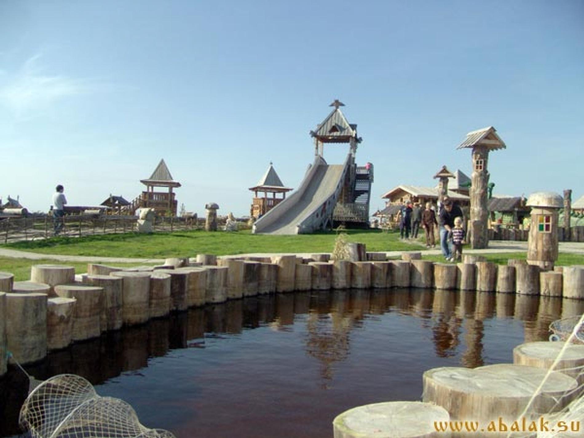 """База отдыха """"Абалак"""" Тюменская область, фото 15"""