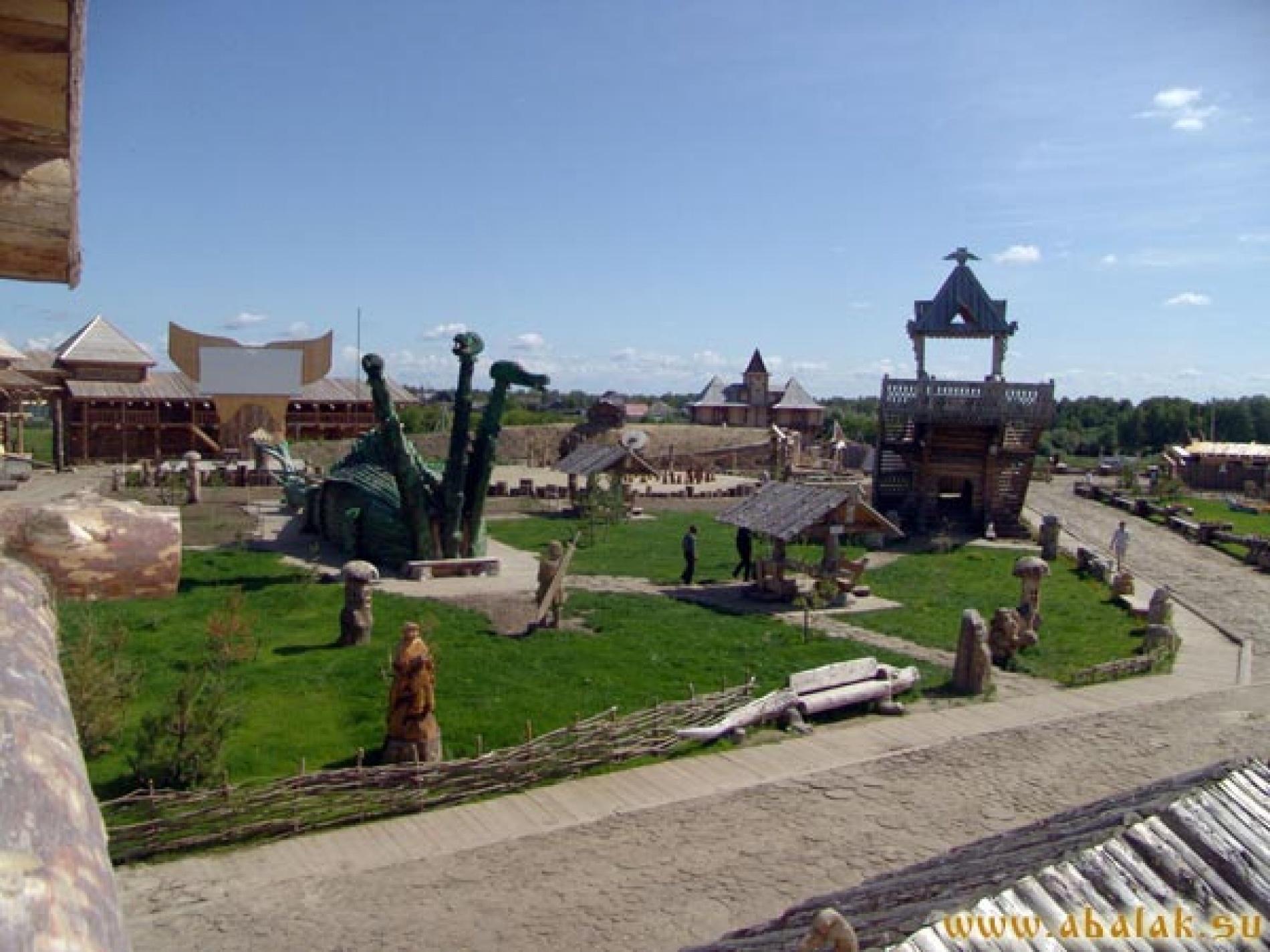 """База отдыха """"Абалак"""" Тюменская область, фото 16"""