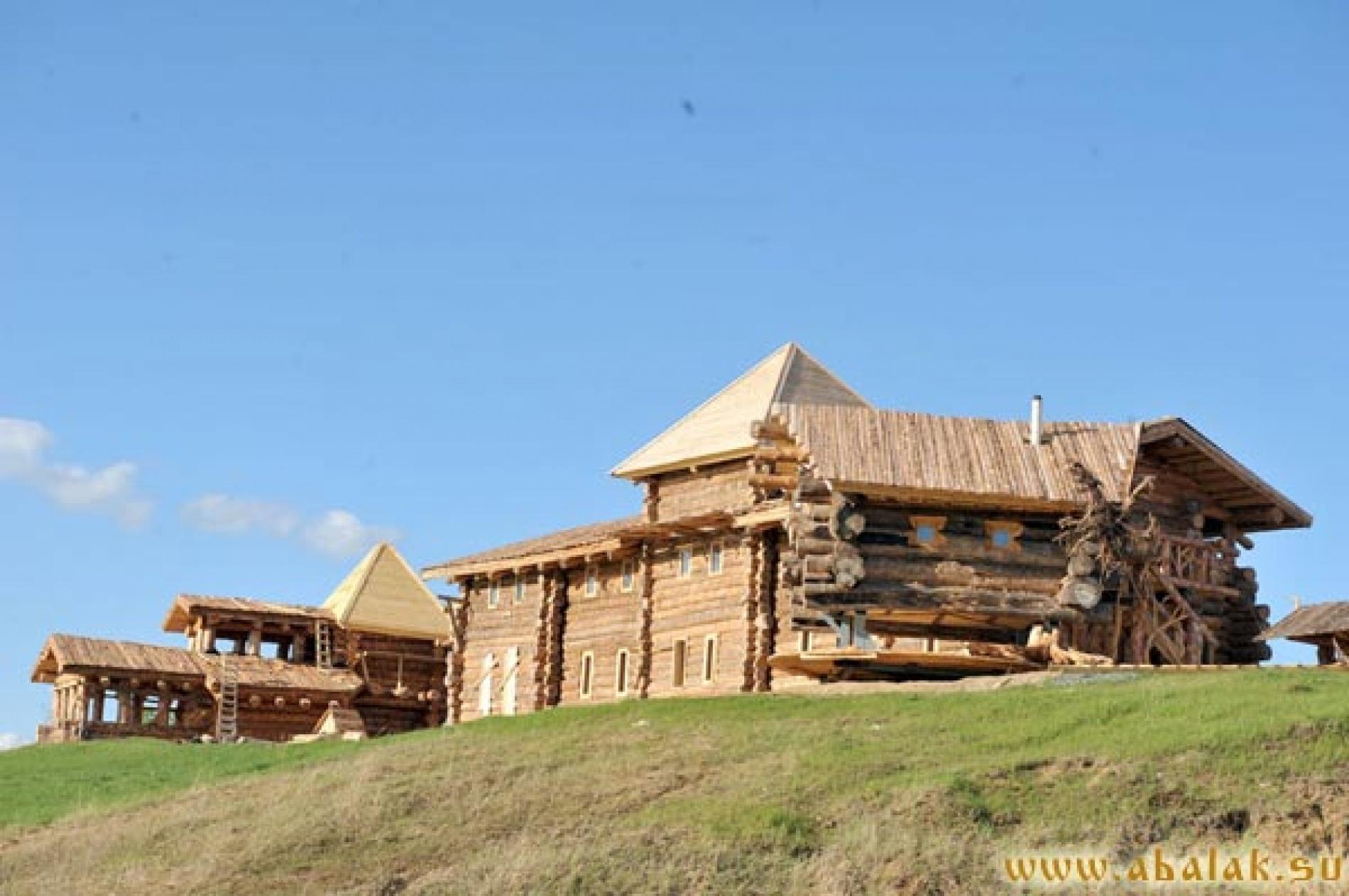 """База отдыха """"Абалак"""" Тюменская область, фото 17"""
