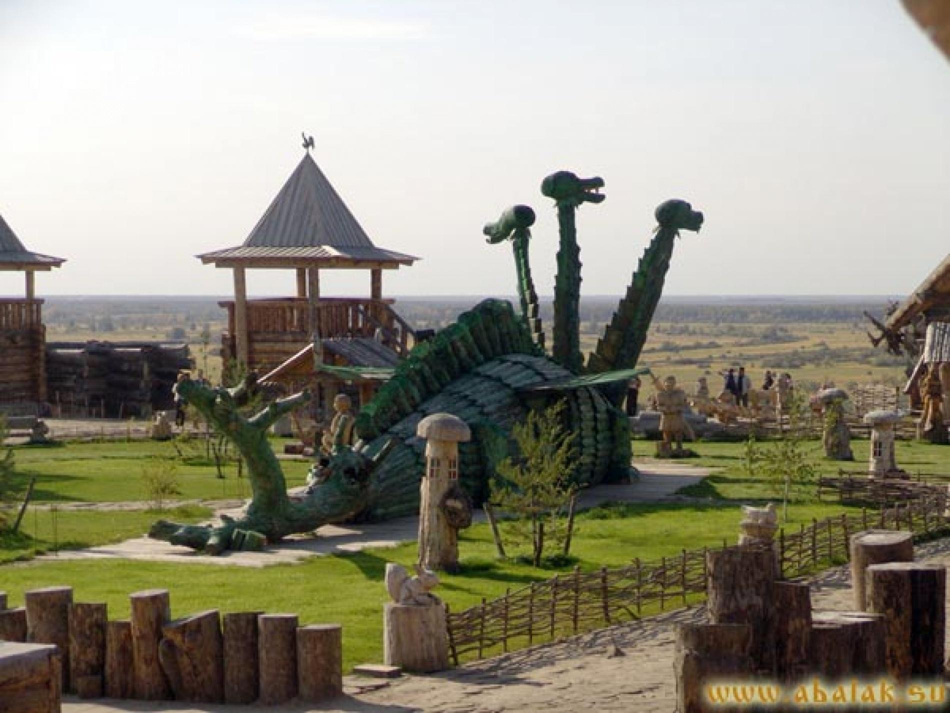 """База отдыха """"Абалак"""" Тюменская область, фото 19"""