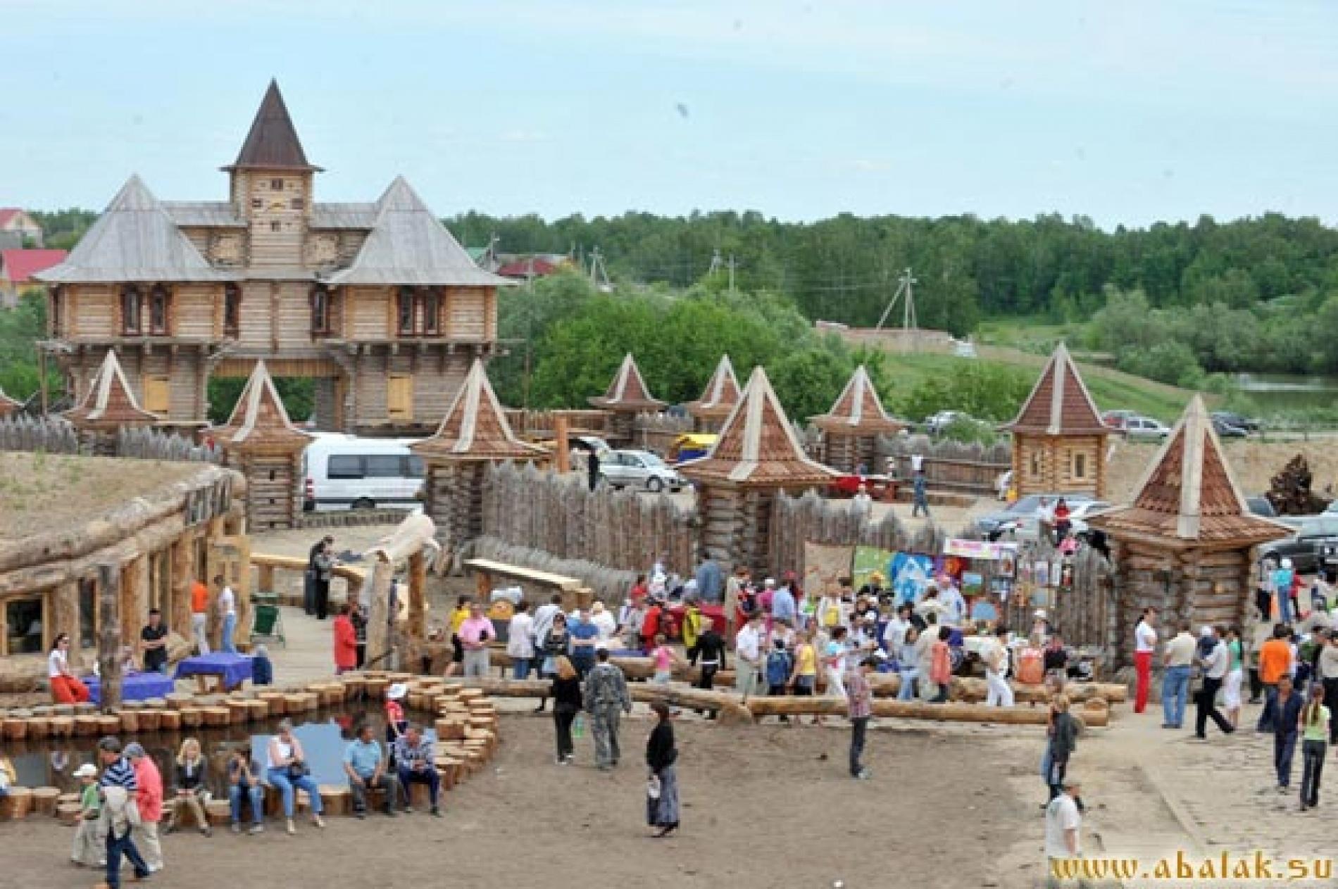 """База отдыха """"Абалак"""" Тюменская область, фото 20"""
