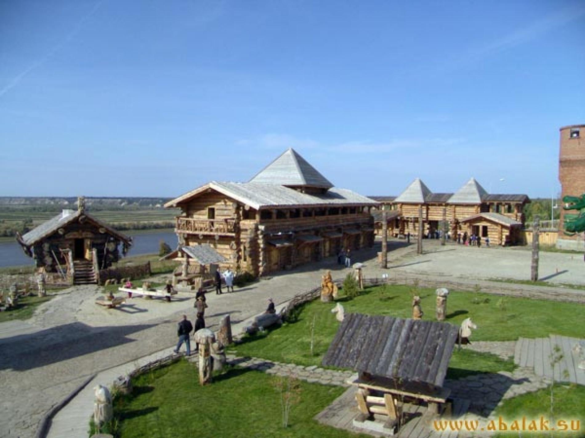 """База отдыха """"Абалак"""" Тюменская область, фото 22"""